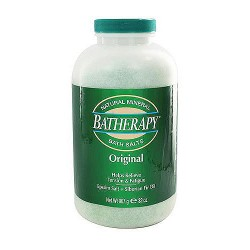 Queen Helene original batherapy for natural mineral bath salts - 32 oz