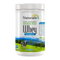 Naturade new zealand grass fed whey protein - 16.1 oz
