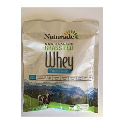 Naturade grass fed whey protein - 1.34 oz
