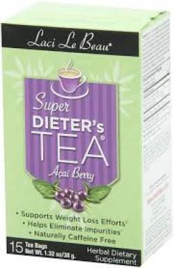 Super dieters tea acal berry - 15 ea