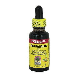 Natures Answer astragalus root organic alcohol - 1 oz