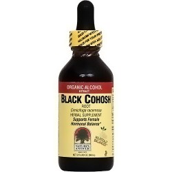 Natures Answer black cohosh root for female hormonal balance - 2 oz