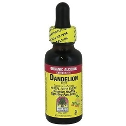 Natures Answer Dandelion Root for healthy digestive functions - 1 oz