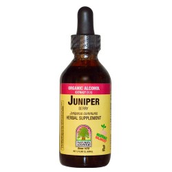 Nature's Answer Juniper berry herbal supplement - 2 oz
