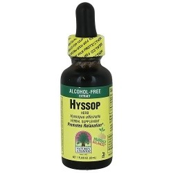 Natures Answer Hyssop Herbs, promotes relaxation - 1 oz