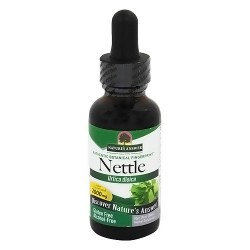 Natures Answer Nettle urtica dioica, alcohol free - 1 oz