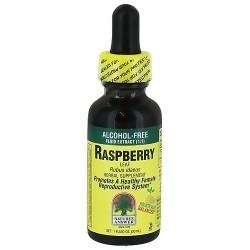 Natures Answer Raspberry leaf rubus idaeus alcohol free - 1 oz