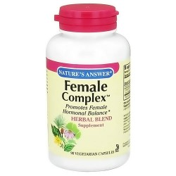 Natures Answer Female complex vegetarian capsules - 90 ea