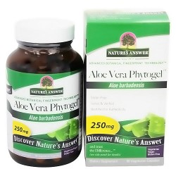 Natures Answer Aloe vera Phytogel for digestive tract - 90 ea