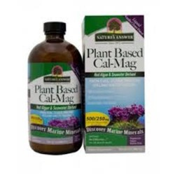 Natures answer plant based calmag liquid vanilla cream  -  16 oz