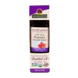 Nature's Answer pure Romance organic blend essential oil - 0.5 oz