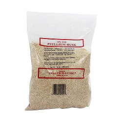 Health Plus 100% pure psyllium husk powder, 24 oz