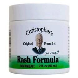 Christopher's original formulas rash formula ointment - 2 oz