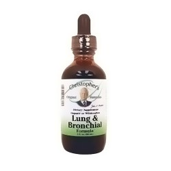 Dr. Christophers Original Lung And Bronchial Formula - 2 oz
