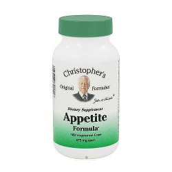 Dr. Christophers Appetite formula capsules 475 mg - 100 ea