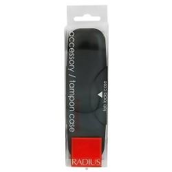 Radius Tampon Case Full Size, BPA-Free - 1 ea