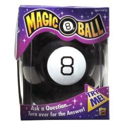 Mattel magic 8 ball games - 1 ea
