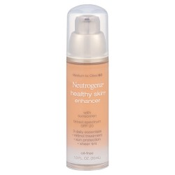 Neutrogena healthy skin enhancer spf 20 - 2 ea