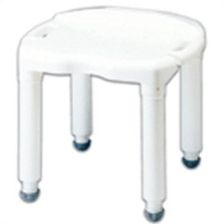 Universal bath bench with out back by apex-carex, #b670c0 - 1 ea