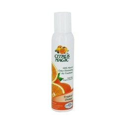 Citrus Magic Odor Eliminating Air Freshener Spray, Fresh Orange - 3.5 Oz ,6 pack