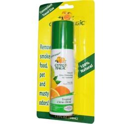 Citrus magic, natural odor eliminating air freshener, tropical citrus blend - 1.5  oz