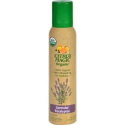 Citrus magic organic odor eliminating air freshener, lavendereucaly - 3.5 Oz