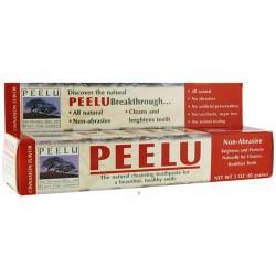 Peelu - toothpaste cinnamon flavor - 3 oz