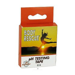 Body Rescue PH Testing Tape, 15 ft - 1 ea