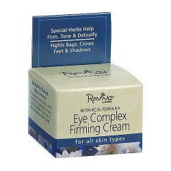Reviva Eye Complex Firming Eye Cream For All Skin Types - 0.75 oz