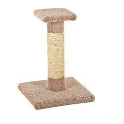 Ware Mfg. Inc. Dog/Cat kitty cactus with sisal - 13 x 13 x 18 in, 2 ea