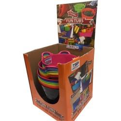 Tuff Stuff Products, Inc flex tub starter kit - 24 piece, 24 ea