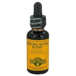 Herb pharm nettle blend liquid herbal extract- 1 oz