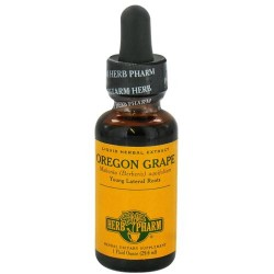 Herb pharm oregon grape extract, mahonia and aquifolium - 1 oz