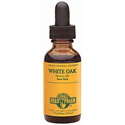 Herb pharm white oak liquid herbal extract - 1 oz