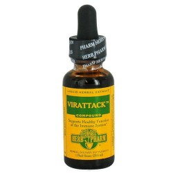 Herb pharm virattack immune support - 1 oz
