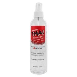Thai deodorant stone - thai crystal mist pump deodorant - 8 oz