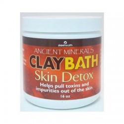 Zion Health Claybath Skin Detox - 16 oz