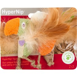 Worldwise Inc hypernip love birds cat toy - 2 pack, 24 ea