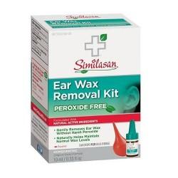 Similasan Ear Wax Removal Kit - 0.03 oz