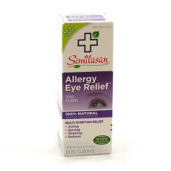 Similasan natural allergy eye relief - 0.33 oz