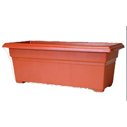 Novelty Mfg Co P countryside flowerbox - 24 inch, 10 ea