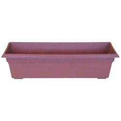 Novelty Mfg Co P countryside flowerbox - 36 inch, 10 ea