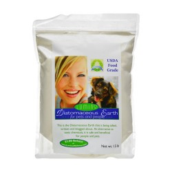 Lumino Wellness Diatomaceous Earth For People And Pets - 1.5 Lb