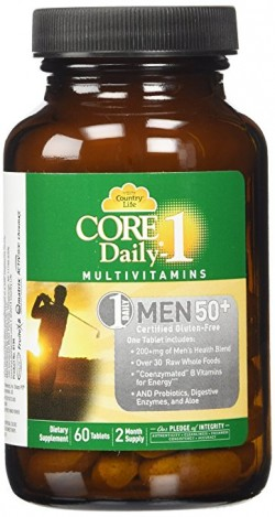 Country Life core daily 1 for men tablets - 60 ea