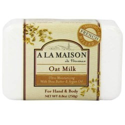 A la maison ultra moisturizing bar soap, for hand and body - 8.8 oz
