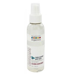 Nature's Baby organicss aromatherapy calming spray lovely, Lavender scent, 4 oz