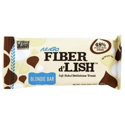 Nugo nutrition - fiber d'lish blondie bar - 1 oz