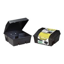 Motomco Ltd D tomcat tamper-resistant rat bait station - 4 ea