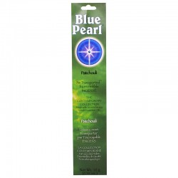 Blue Pearl contemporary collection patchouli incense - 10 gm