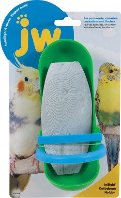 Jw - Small Animal/Bird cuttlebone holder - 72 ea